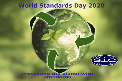 World Standards Day 2020 – STANDARDS FOR PROTECTING THE PLANET