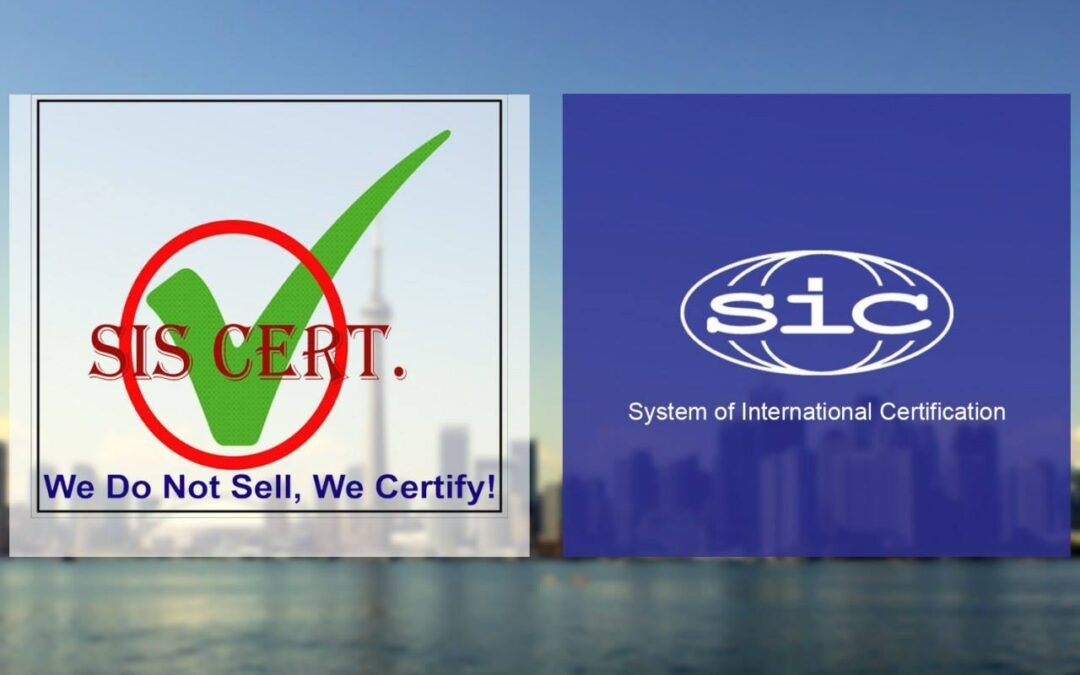 The agreement of cooperation of SIS and SIC regarding the certification of management systems